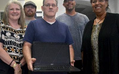 Computer recycling program will help mental health group